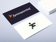Fysiosportief Branding. by Jeroen van Eerden Curated by: Transition Marketing Services | Okanagan Small Business Marketing & Branding http://www.transitionmarketing.ca