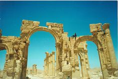 Palmyra Syria, Tower Bridge, Explore, Travel, Viajes, Destinations, Traveling, Trips, Exploring