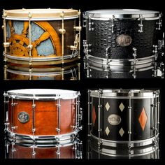 Nice snares.