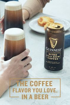 Wine Drinks, Alcoholic Drinks, Beverages, Cocktails, Nitro Cold Brew, Fathers Day Images Quotes, Guinness, Baileys Irish, Alcohol Drink Recipes