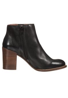 timeless design 33460 bfd6d KIOMI - Boots à talons - black Feminin, Schwarze Pumps, Stiefeletten