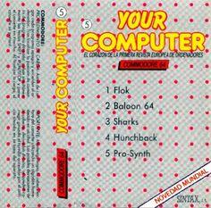 Your Computer en España – Una revista sin revista | Commodore Spain