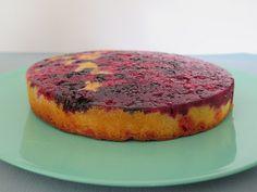 Gâteau moelleux amandes & fruits rouges, selon Pierre Hermé 13 gateaux