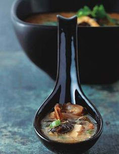 Chinese Hot-and-Sour Soup