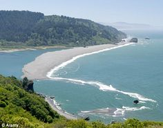 Klamath River - where I spent a few weeks every summer as a kid, camping and fishing with my family