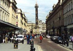 060886:Grainger Street Newcastle upon Tyne Ermel Trevor 19… | Flickr