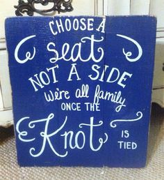 Choose a seat/not a side we are all family by Reclaimed4aPurpose