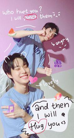Home Lock Screen, I Hug You, Nct Dream Jaemin, Nct Doyoung, Jaehyun Nct, Na Jaemin, Mind Body Soul, Aesthetic Themes, Famous Men