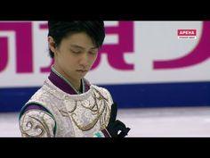 4Lz!!! Yuzuru HANYU 羽生結弦 FS - 2017 Rostelecom Cup