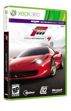 Forza Motorsport 4 http://www.pricerunner.co.uk/cl/542/Xbox-360-Games#search=forza+motorsport+4&sort=4&q=forza+motorsport+4