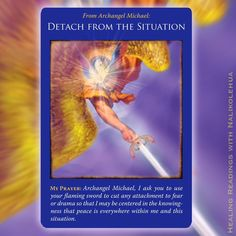 【Detach from the Situation】 Today I'd like to tell you the spiritual truth. The truth that you're capable of manifesting all that you can imagine—if you are truly yourself. And therefore, you're not supposed to suffer to get what you want to achieve. When you're having a rough time or an uneasy feeling, you have to remember this fact and detach from the drama which is nothing but a story in your mind...click the image to read more! #emailreadings #healingreadings #nalikolehua