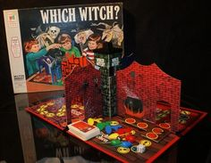 which witch game... my poor sister had to play me in this game constantly... I would never allow her to win.