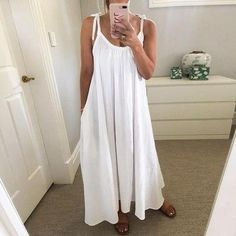 CASUAL DRESSES – vudevy Nice Dresses, Casual Dresses, White Plains, Daily Dress, Spring Outfits, Spring Clothes, Cute Skirts, Holiday Dresses, Ladies Dress Design