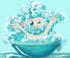 Soap monster by AlielRocha on DeviantArt