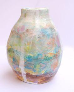 www.editionlocal.com >> Pastel Glazed Ceramic Vessel.