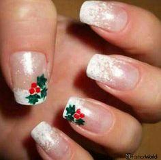 Xmas nails ...