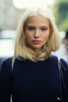 Sasha Luss out and about