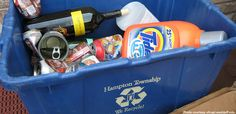 Collecting cans for the recycling center is not the only way to make a buck with your recyclables. Check out these 5 new, very weird ways to make extra money recycling...