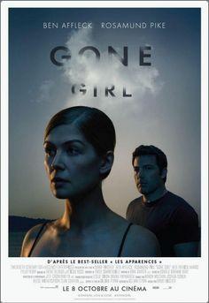 Gone Girl, film de David Fincher avec Ben Affleck, Rosamund Pike David Fincher, Ben Affleck, Film Movie, See Movie, Crazy Movie, Movie List, Neil Patrick Harris, Rosamund Pike Gone Girl, Film Thriller