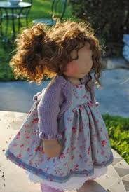 Resultado de imagen para muñecas tejidas waldorf
