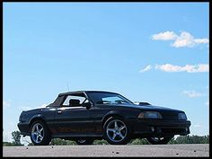 1987 Ford Mustang ASC/McLaren 5.0L, Automatic at Mecum Auctions