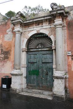Taormina, Messina Sicily Italy