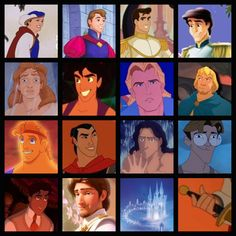 Men of Disney