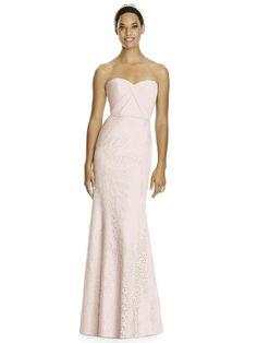 Studio Design Collection 4510 Full Length Strapless Sweetheart Neckline Bridesmaid Dress http://www.dessy.com/dresses/bridesmaid/studio-design-style-4510/