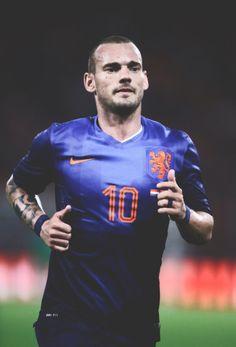 Wesley Sneijder - Netherlands