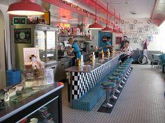 Route 66 Diner Albuqerque by gtotiger68, via Flickr-inspiration