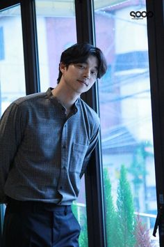 gong yoo goblin - Best of Wallpapers for Andriod and ios Jimin Jungkook, Asian Actors, Korean Actors, Goblin Korean Drama, Goblin Gong Yoo, Yoo Gong, Goong, Lee Dong Wook, Hyun Bin