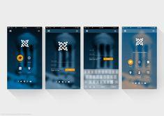 Mobile Application UI Proposal on Behance