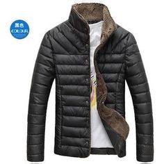 Stand-Collar Padded Jacket from #YesStyle <3 MR.ZERO YesStyle.com