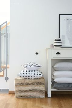 Plus Minus by herz-allerliebst, via Flickr #scandinavian #interiordesign