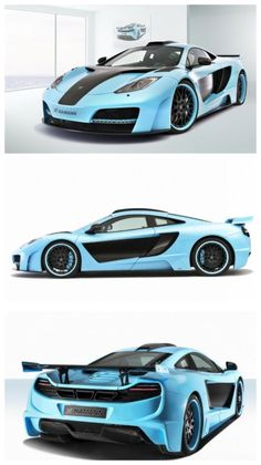 WOAH! Thw Hamann McLaren MP4-12C. See it to believe it here... #spon #coolwhip