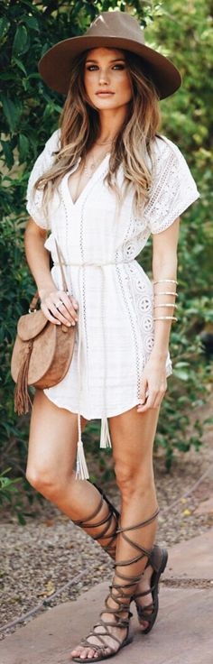40 Beautiful Boho Fashion Dresses You Must Try On - Trend To Wear