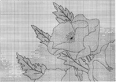 Stitchart-spray of-poppies1
