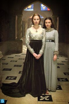 The White Queen - Episode 1.10 Princess Lizzie and Princess Cecily