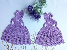 Crochet Crinoline Lady Doily lace Applique Set off 1  Victorian Theme Crinoline Girl Doily. Used material; Mercerized Cotton yarn.  There are of many colours and hues. In the case of buying please mention the colour. You can order it with the colour you prefer.  I also have the Pattern https://www.etsy.com/ru/listing/262874689/crinoline-lady-doily-crochet-pattern-pdf?ref=listing-shop-header-0  if you love Handmade items please follow the link https:/&#x...