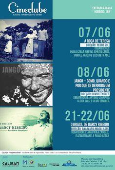 Agenda Cultural RJ: Gratuito!!! CineClube - Cinema e Historia Silvio T...