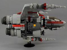 Kh-1 Vulture | The Kh-1 Vulture is bounty hunter and assassi… | Flickr