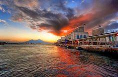 Il porto di Napoli | Naples Harbour