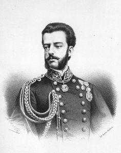 Amadeo de Saboya (1845 - 1890), rey de España como Amadeo I (1870 - 1873)