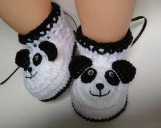 Pantufinha Baby Panda