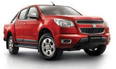 Holden RG Colorado LTZ Dual Cab 2WD Ute. Colorado buyers are a loyal bunch, it seems. The model has the highest repeat purchase loyalty of any of Holden's range. The latest model will no doubt continue to hit the mark with buyers. See more at www.racq.com/carreviews.
