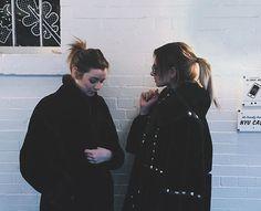| Eleanor Calder & Danielle Bernstein |