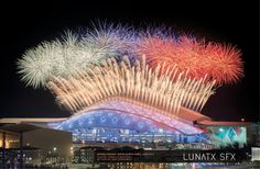 #fireworks Lunatx Special Effects GmbH