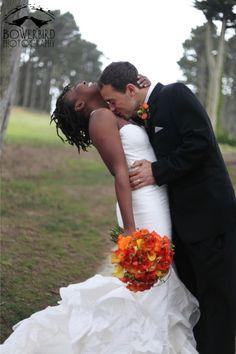 San Francisco bridal shoot.