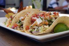 Tommy Bahama s Blackened Cabo Fish Tacos