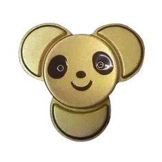Panda Metal Finger Spinner Toys. BUY NOW: https://www.fromouttathisworld.com/products/panda-metal-finger-spinner-toys?variant=40339078211